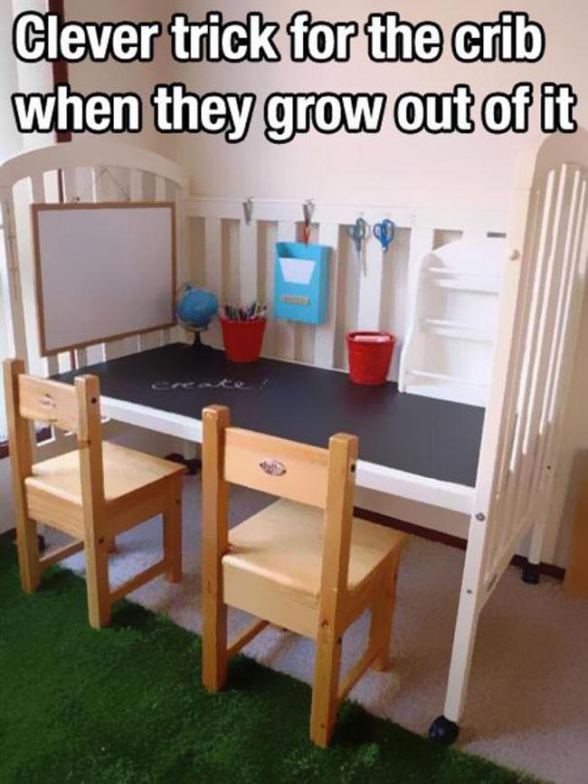 27個超實用的育兒小撇步,讓照顧小孩變得輕鬆又好玩!