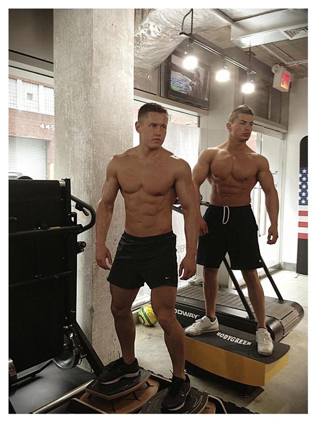 讓這22張照片嚴重提醒你,為什麼練肌肉不能只練上半身