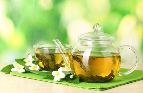 4. 綠茶