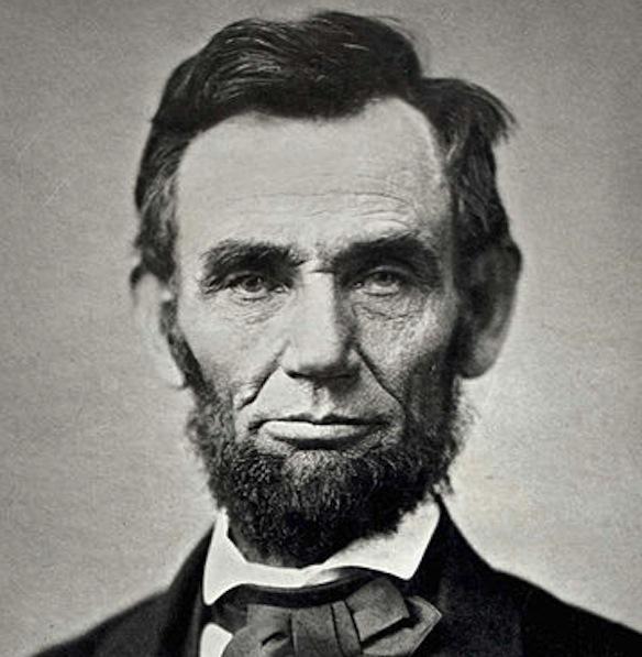 21. 林肯Abraham Lincoln