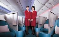 這家飛機公司剛剛被選為擁有世界最棒的商務艙。這,就是為什麼。