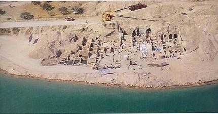 考古學家在土耳其地底挖掘出令人窒息的絕美神話。