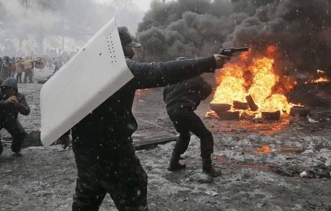 1.) Crisis In Ukraine - January 2014 - Present.