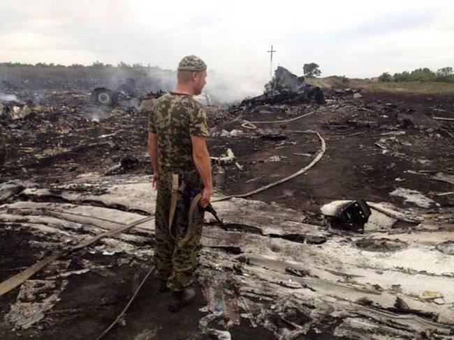 16.) 馬航於烏克蘭遭擊落(2014.07)