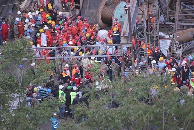9.) 土耳其礦災(2014.05)