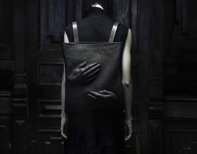 唯有心臟夠強的人才敢穿戴這些肢解的「人體部位」!
