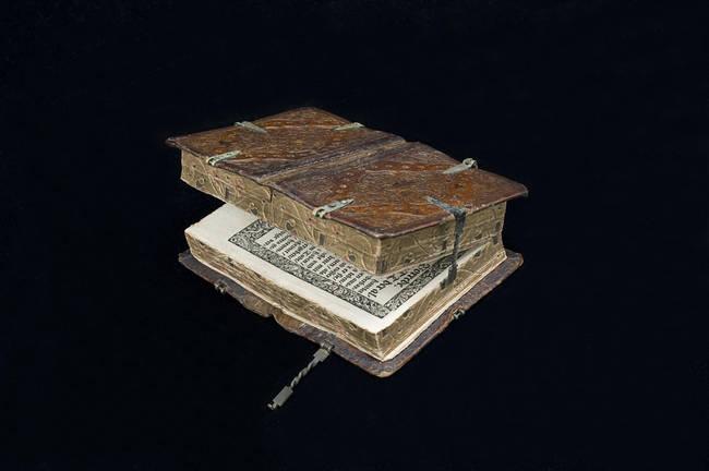 這本500年前的古書1本可以當6本看,根本就是古代的電子書!