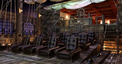 13個超豪華主題風格家庭劇院,讓外面的電影院都遜掉了!