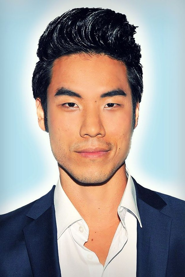 18. 俊俏男演員以及導演Eugene Lee Yang。