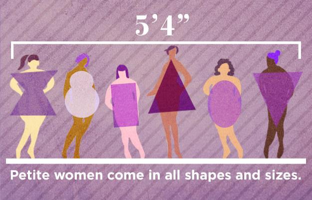 嬌小的女生必學的穿衣妙計17招!讓妳擁有超模比例。