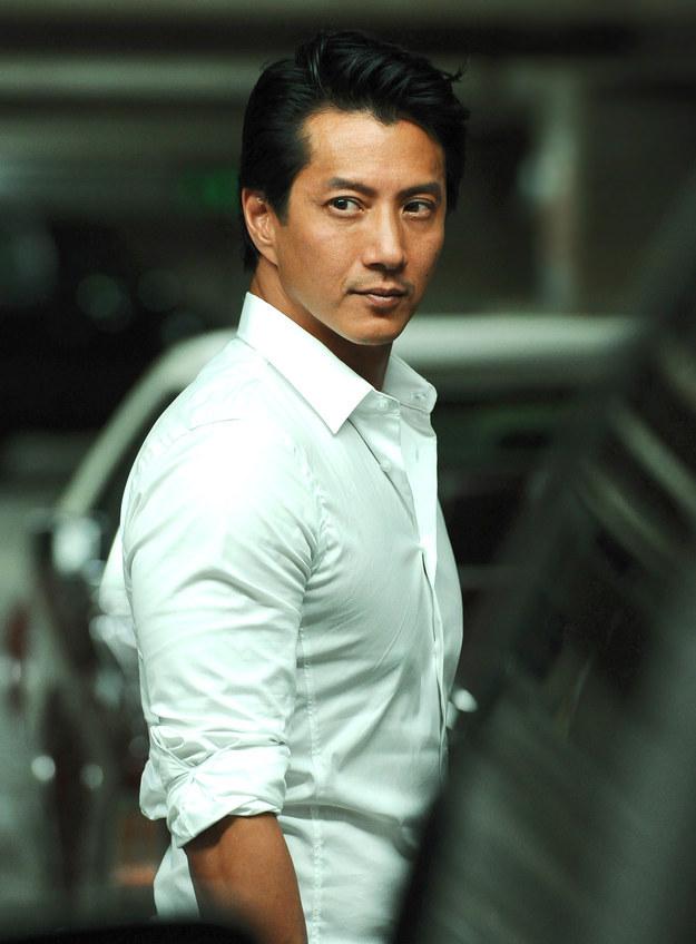 12. 李威尹(Will Yun Lee)俊俏的臉蛋隨時能融化你的心。
