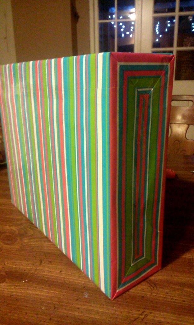 The time the wrapping paper became the highlight of someone's birthday celebrations. 🎂