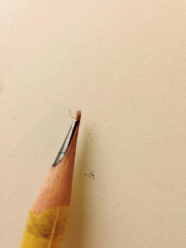 26. 當最終電腦還是掛了,或許你會嘗試使用鉛筆?還是算了吧...