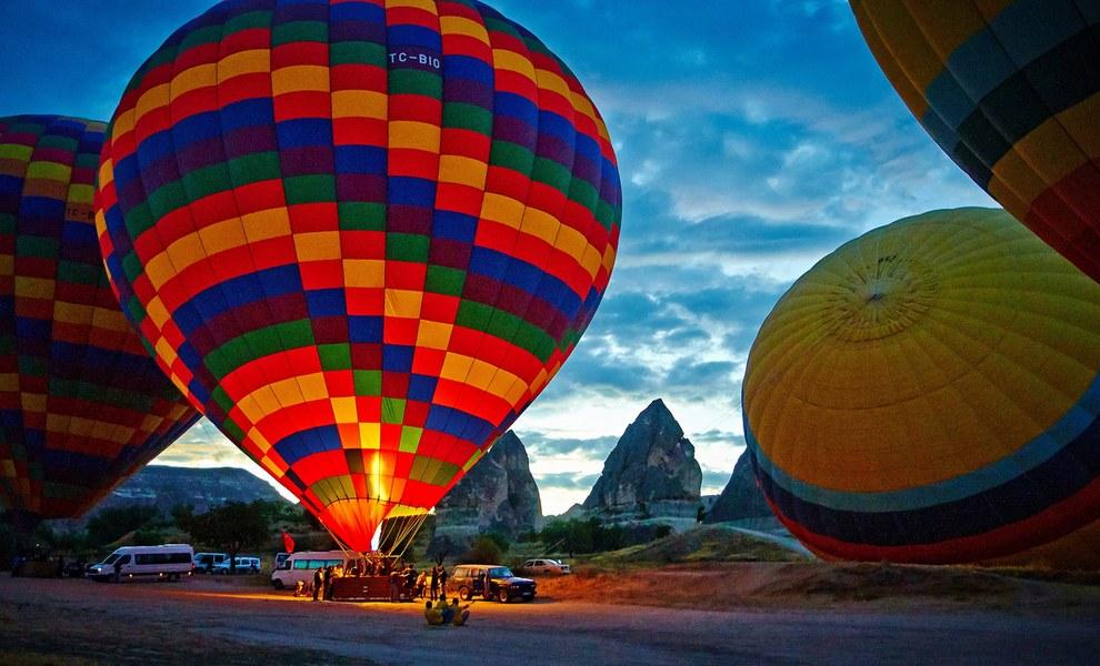 土耳其卡帕多奇亞(Cappadocia, Turkey)