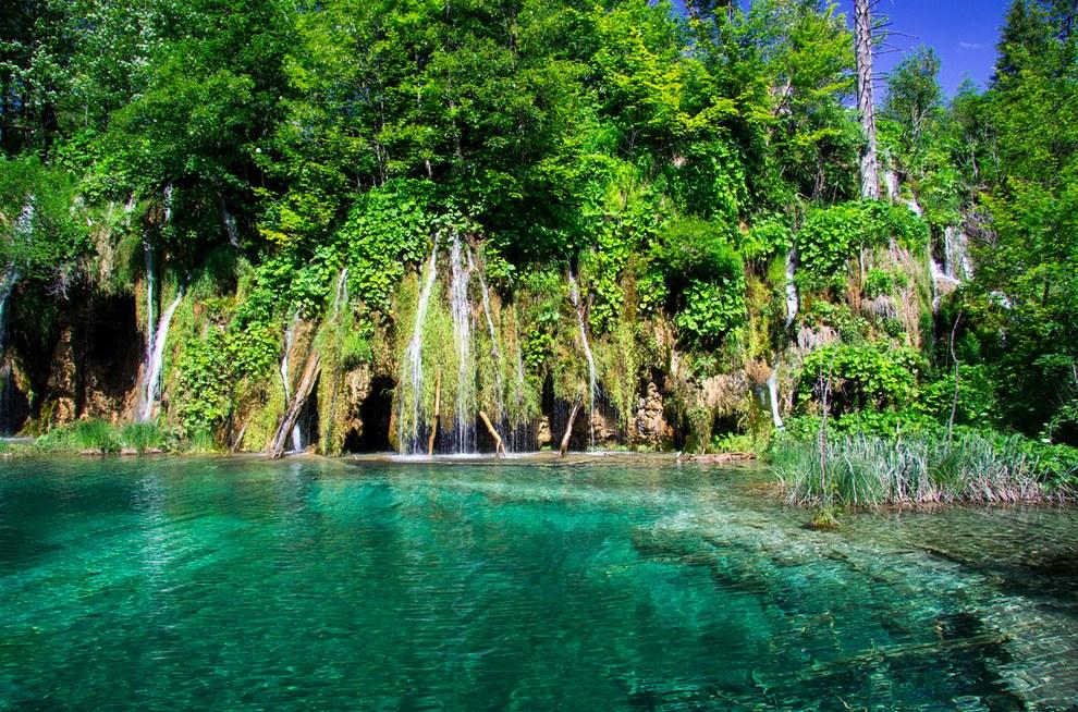克羅地亞普里特維湖國家公園(Plitvice Lakes National Park, Croatia)