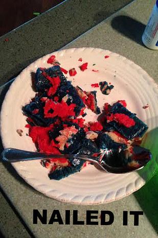 31個最失敗的甜點DIY,已經悲慘到反而變得超棒的!
