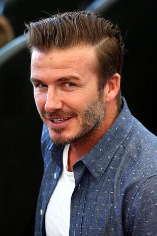 27. 怎麼可能忘了王中之王,帥哥貝克漢(David Beckham)?