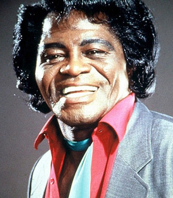 """I'm going away tonight."" -James Brown (1933 – 2006) American singer, songwriter and musician."