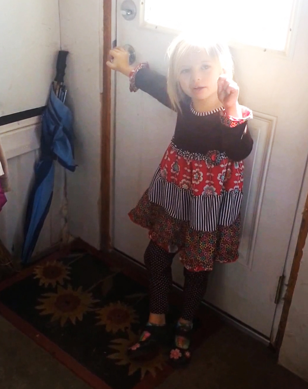 little-girl-pet-calf-cow-nap-breanna-izzy-1