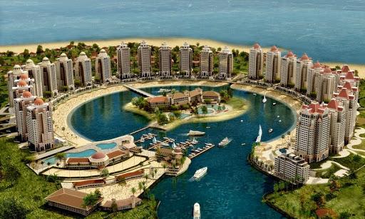 你一定會瘋狂愛上這座世界上其中最奢華的人造島。