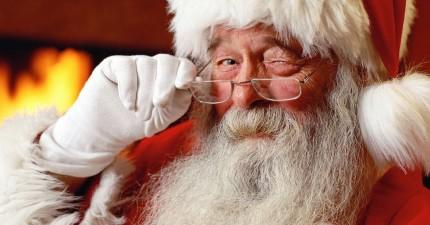 父母親怎麼樣都無法讓小女生聽話,結果請聖誕老公公寄這封最有效率的警告信給小女生。