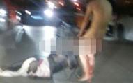 中國男子外遇被老婆抓包,結果老婆爆炸怒剪老公命根子...2次。