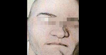 所有目擊者一口咬定搶匪一定是個白人,但警方逮到後發現根本是正港的黑人。