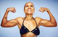 7個健美到會讓你覺得有點殘廢的70幾歲老人家。