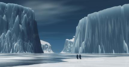 南極州愛情