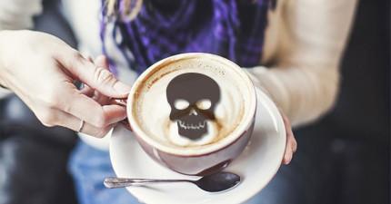 愛喝咖啡的人要注意了!這就是為什麼咖啡喝多了對人體造成的傷害不比酒精少。