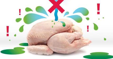 大多數人錯誤的解凍方式都會讓肉壞掉。正確的解凍方法比較衛生而且可以保存新鮮度喔!