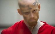 這個美國重刑犯不只罪行讓人恐懼,他右眼珠的刺青更證明他就是惡魔的化身。