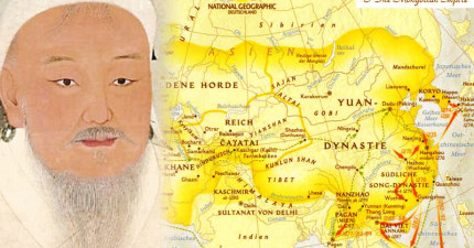 歷史研究發現:成吉思汗能建立起強盛遼闊的蒙古帝國,其實都是靠稀有的好天氣!