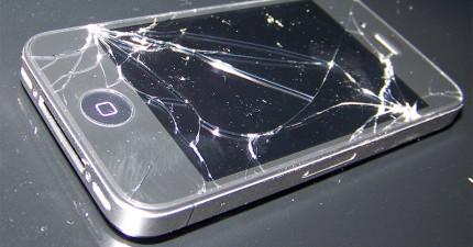 以後摔破手機螢幕也可以瞬間修復。這支手機將會改變整個手機產業!