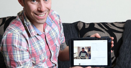 這個男人在拍賣網站上便宜賣他的多明尼加蜜月旅行。標到就是你的!
