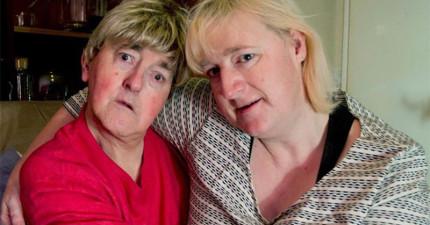 她們原本是一對相戀的「男同志」,下個月將成為史無前例的「兩位新娘」!