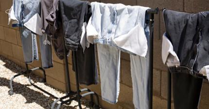 20個讓你做家事效率加倍又省電的洗衣服技巧。