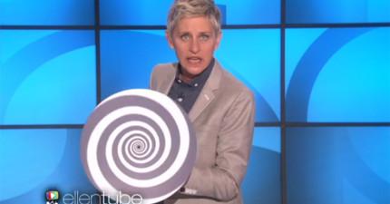 在被批評「用同性戀思想洗腦社會」後,名主持人艾倫用最爆笑的方式擊垮批評!