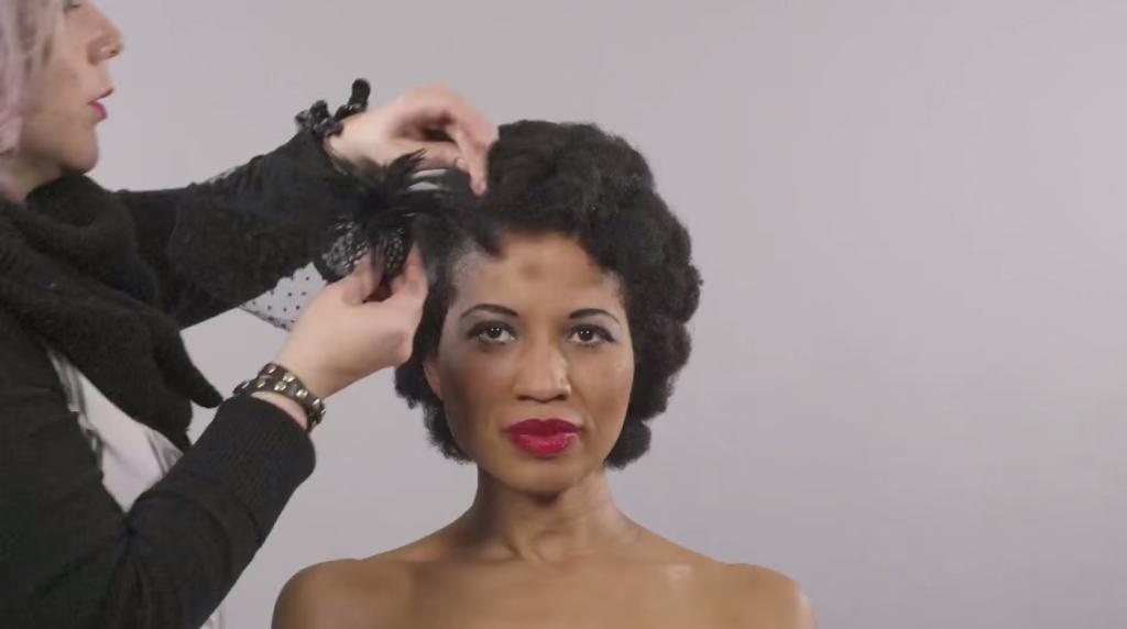 短短1分鐘看完100年來所有黑人女性每個時代的「美」!