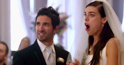 這個世界有名的樂團為了拍攝最新MV,潛入真實婚禮改寫了「最瘋狂婚禮」的紀錄!