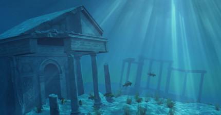 還以為亞特蘭提斯帝國只是個傳說嗎?考古學家找到「王者遺物」揭開神祕王國的存在真相!