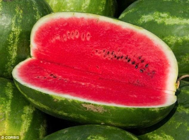 2. 西瓜和枣子