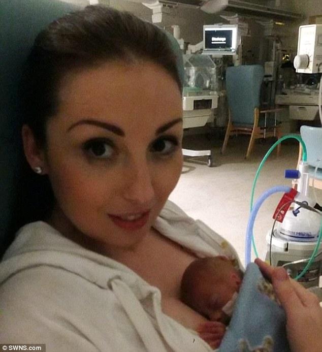 被醫生告知胎兒活不下來必須要墮胎,這對父母還是堅持己見...直到奇蹟發生了。