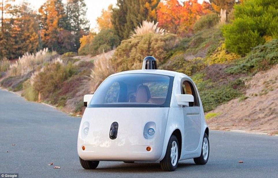 賓士公布無人駕駛的未來車,鋼鐵人般的內裝和科技已經改變了整個遊戲規則!
