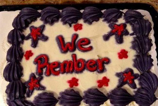 32個史上最悲慘的蛋糕,已經慘到一個很精采的境界了啊!