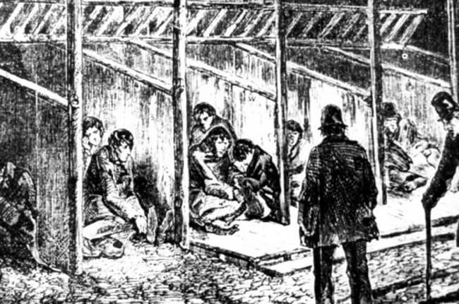 10個史實證明維多利亞年代是膽小的人絕不能生存的年代。
