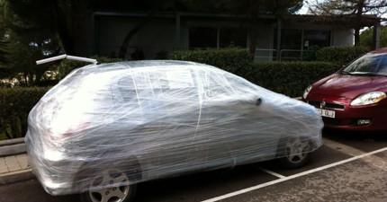 30個用最悲慘方式學到不要亂停車的人。