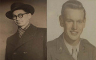這位曾遭納粹迫害的老爺爺睽違70年終於再次見到當年的救命恩人。