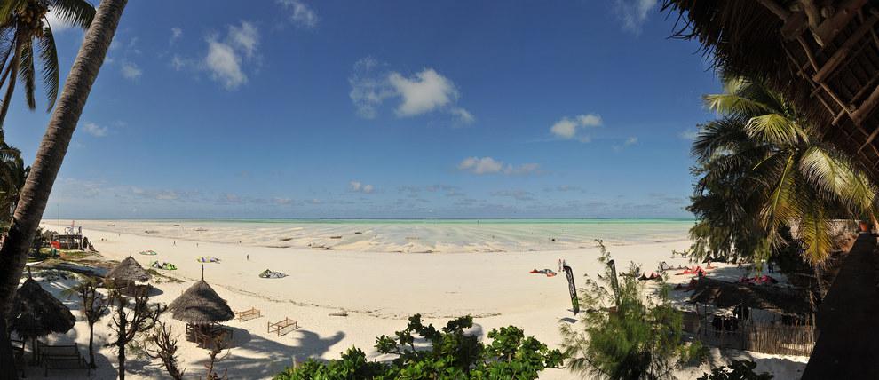 桑吉巴 (Zanzibar) 的帕杰 (Paje)