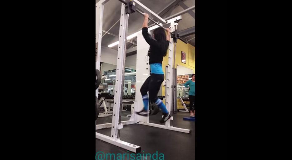 Marisa-Inda引體向上